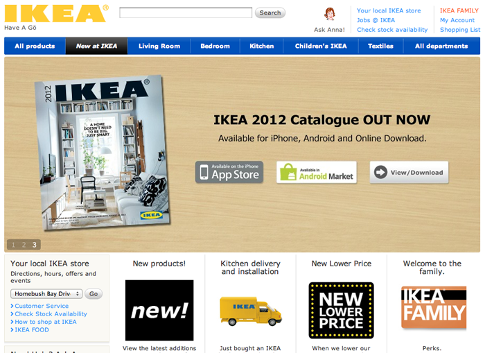 IKEA Have A Go